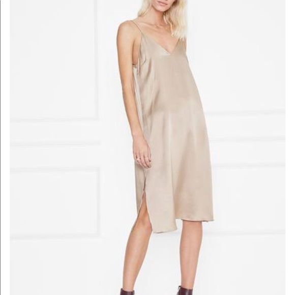51cf43223150 Anine Bing Dresses | Silk Slip Dress | Poshmark